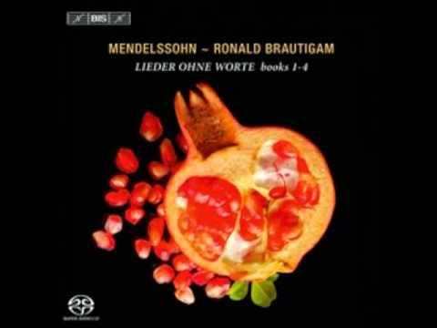 Mendelssohn Bartholdy: Lied ohne Worte op. 30/6 - Venetianisches Gondellied