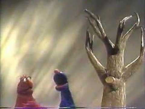 "Sesame Street - Monsterpiece Theater ""Waiting for Elmo"""