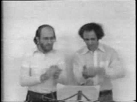 clapping music / steve reich