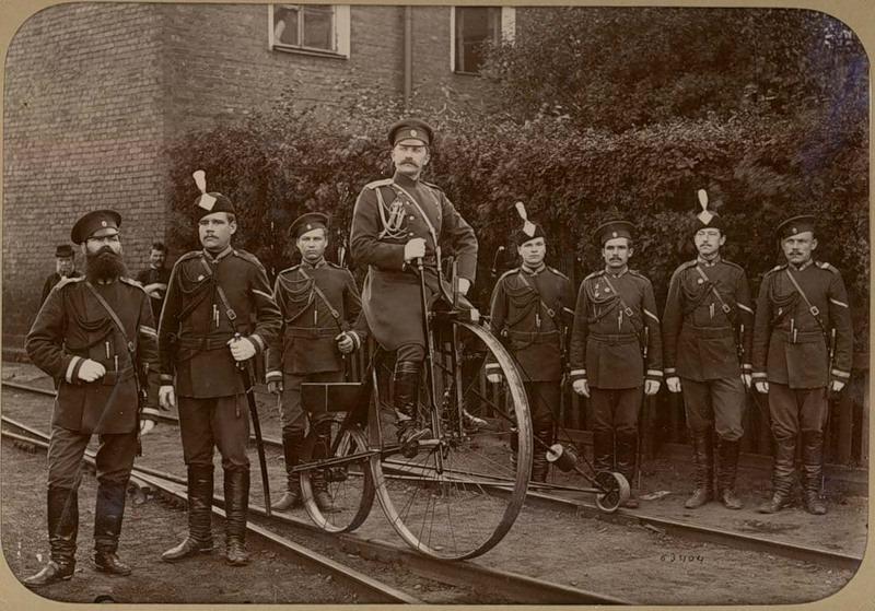 Russische Gendarmen, ca. 1890