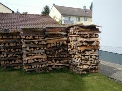 Das Holzlager