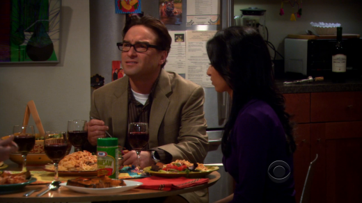 "Szenenbild ""The Big Bang Theory"" 4-22 (bei 8:38)"
