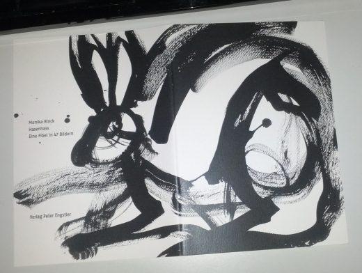 Hasenhass - der Umschlag