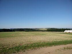 Ehrbachklamm: Blick von Oppenhausen