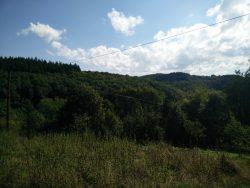 Ehrbachklamm: Ausblick bei Schöneck (ohne Hubschrauber)