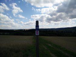 Ehrbachklamm: Kilometer 10!