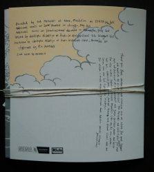 rückseite der verpackten cd