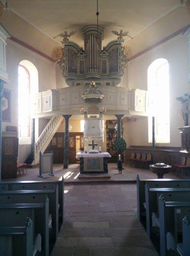 orgel sandbach