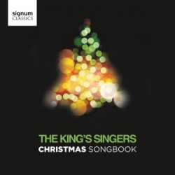 the king's singers, christmas songbook (cover)