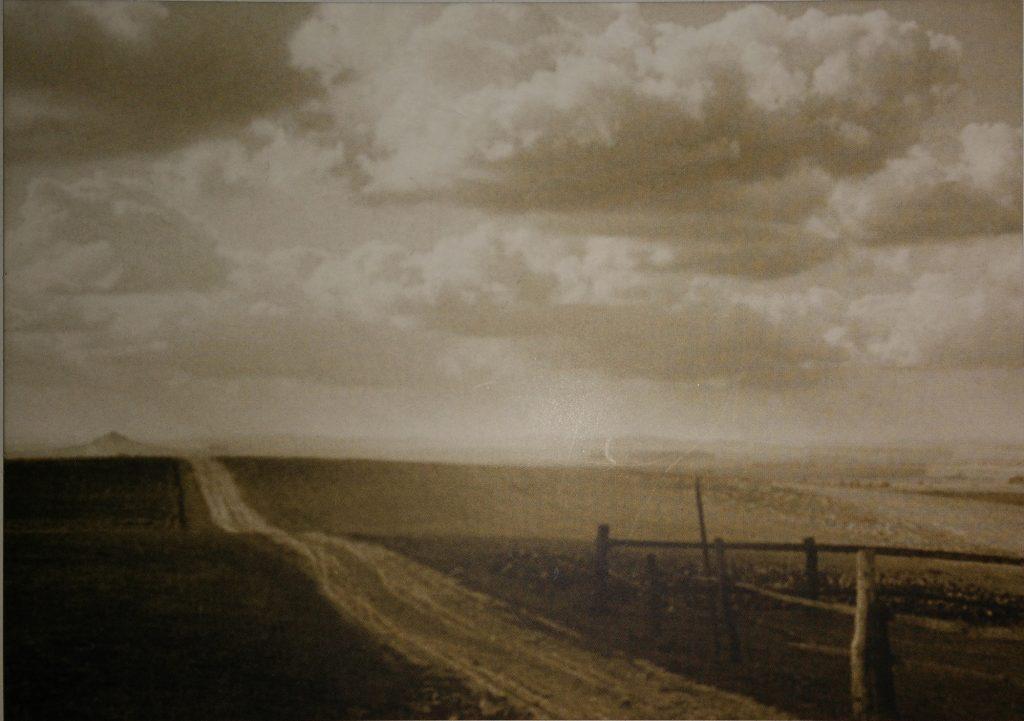 wense, der desenberg (um 1936) (postkarte)