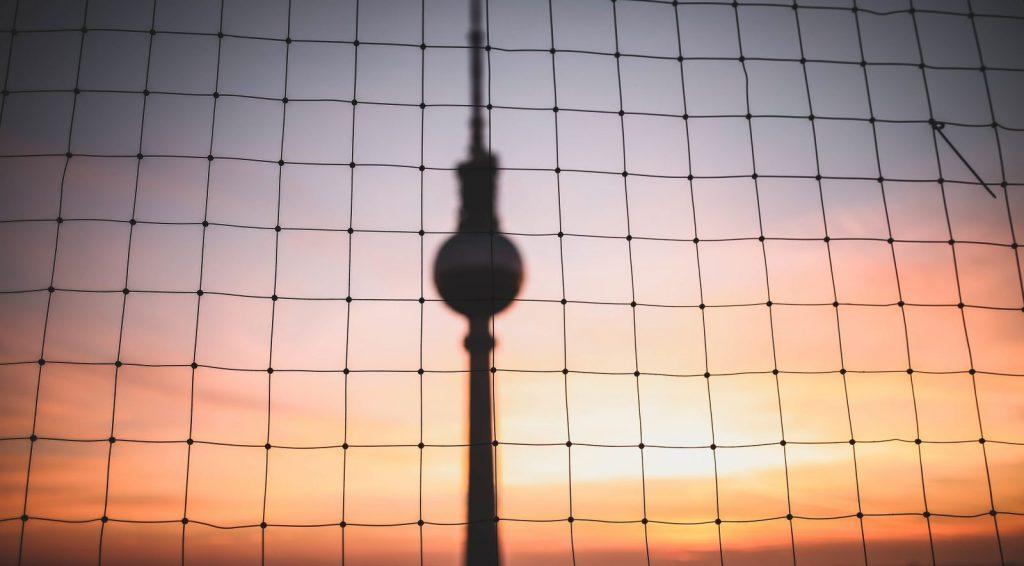 Berliner Fernsehtum hinterm Netz