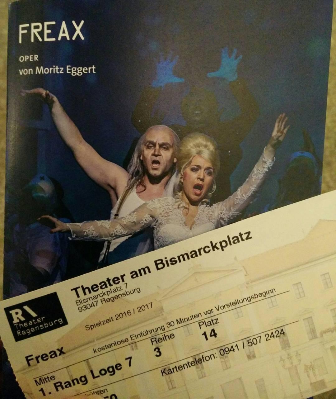 Ich bin sehr gespannt wie gut MoritzEggert in der Operhellip