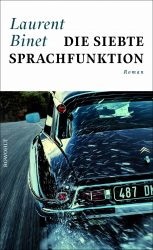 laurent binet, die siebte sprachfunktion (cover)