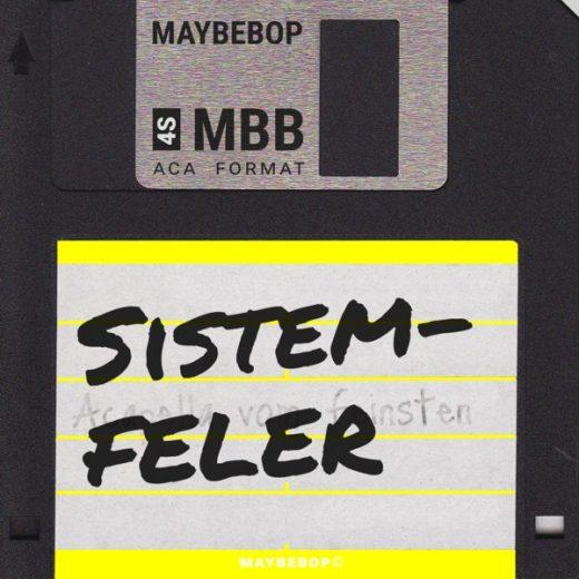 maybebop, sistemfeler (cover)