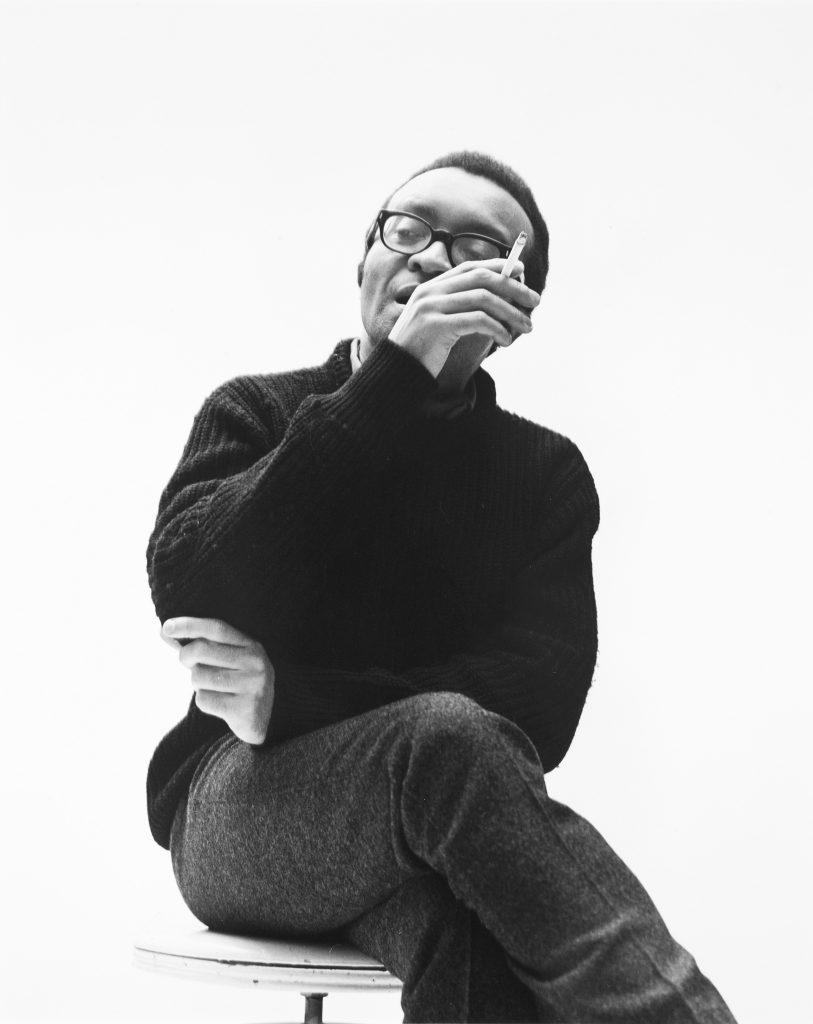 Cecil Taylor (ca. 1965)