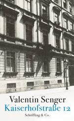 senger, kaiserhofstraße 12 (cover)