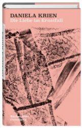 daniela krien, liebe im ernstfall (cover)