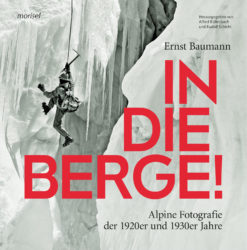 baumann, in die berge (cover)