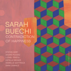 Sarah Buechi, Contradictions of Happiness (Cover)