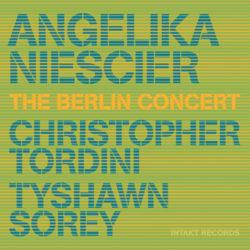 Angelika Niescier, The Berlin Concert (Cover)